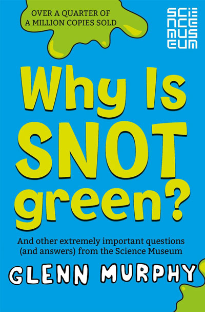 why-is-snot-green