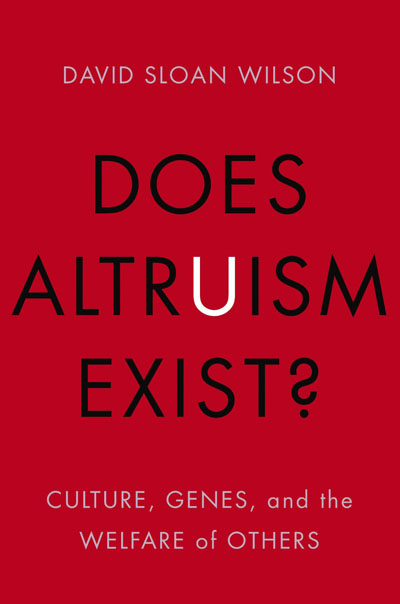 does-altruism-exist