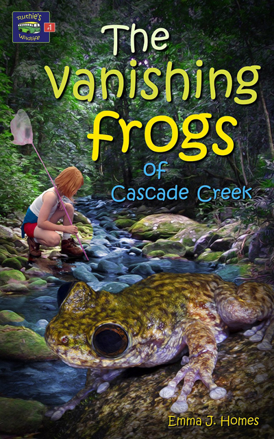 vanishing-frog