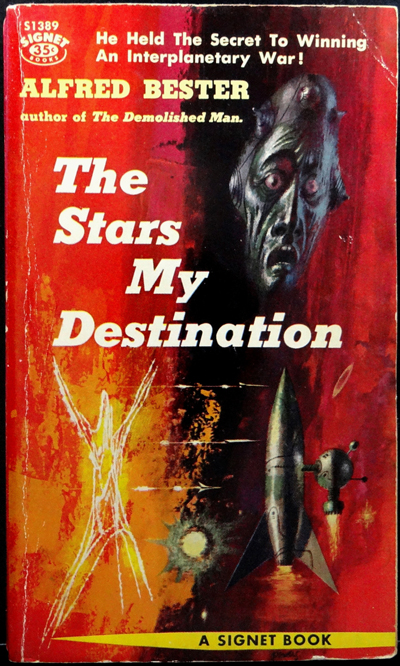 Signet S-1389 Paperback Original (March, 1957). Cover Art by Richard Powers